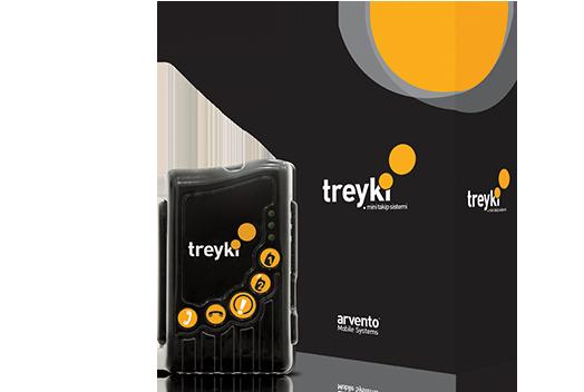 Treyki: Personen und Güter Tracking